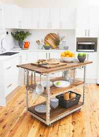 70 Brilliant Small Apartment Kitchen Decor Ideas (7)
