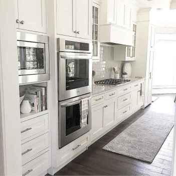 100 Supreme White Kitchen Cabinets Decor Ideas For Farmhouse Style Design (5)