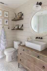 110 Supreme Farmhouse Bathroom Decor Ideas (20)