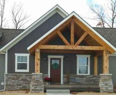 110 Supreme Farmhouse Porch Decor Ideas (42)