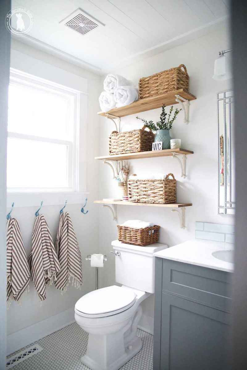 111 Best Small Bathroom Remodel On A Budget For First Apartment Ideas (20)