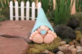120 Easy And Simply To Try DIY Polymer Clay Fairy Garden Ideas (57)