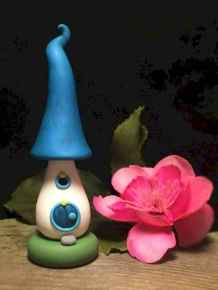 120 Easy And Simply To Try DIY Polymer Clay Fairy Garden Ideas (89)