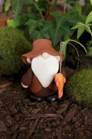 120 Easy And Simply To Try DIY Polymer Clay Fairy Garden Ideas (94)