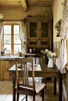 70 Best Farmhouse Kitchen Curtains Decor Ideas (29)