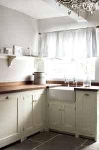 70 Best Farmhouse Kitchen Curtains Decor Ideas (59)