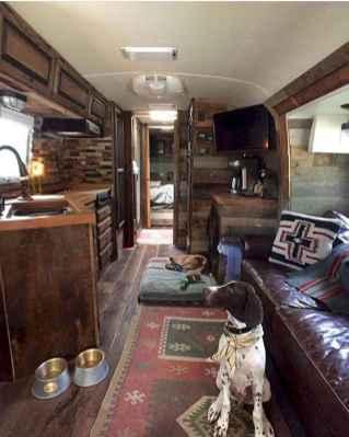 70 Brilliant RV Living Iinterior Remodel Ideas On A Budget (16)
