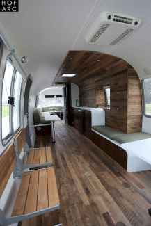 70 Brilliant RV Living Iinterior Remodel Ideas On A Budget (23)