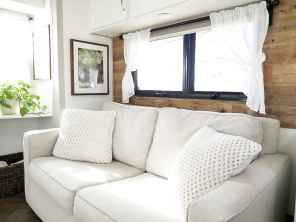 70 Brilliant RV Living Iinterior Remodel Ideas On A Budget (56)