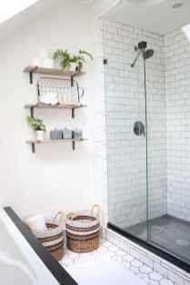 80 Best Farmhouse Tile Shower Ideas Remodel (114)