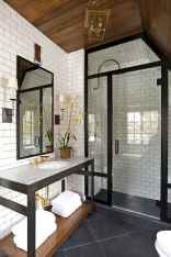 80 Best Farmhouse Tile Shower Ideas Remodel (117)