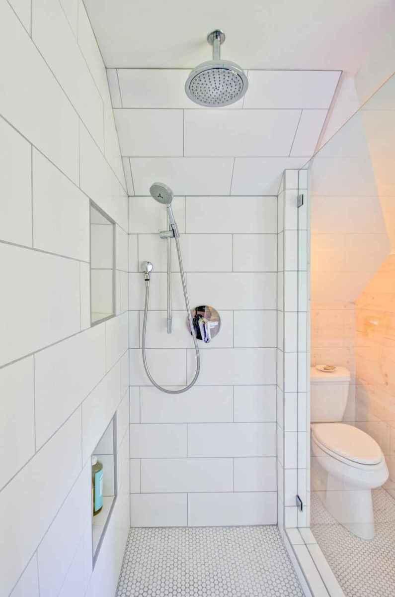 80 Best Farmhouse Tile Shower Ideas Remodel (125)
