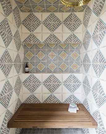 80 Best Farmhouse Tile Shower Ideas Remodel (161)