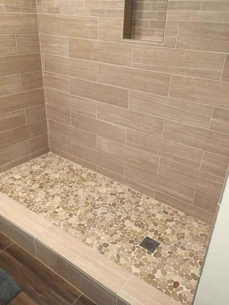 80 Best Farmhouse Tile Shower Ideas Remodel (88)