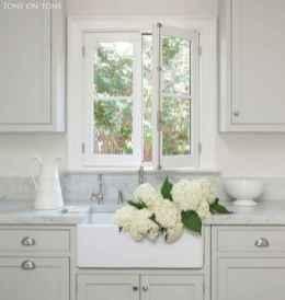 90 Best Farmhouse Kitchen Cabinet Design Ideas (172)