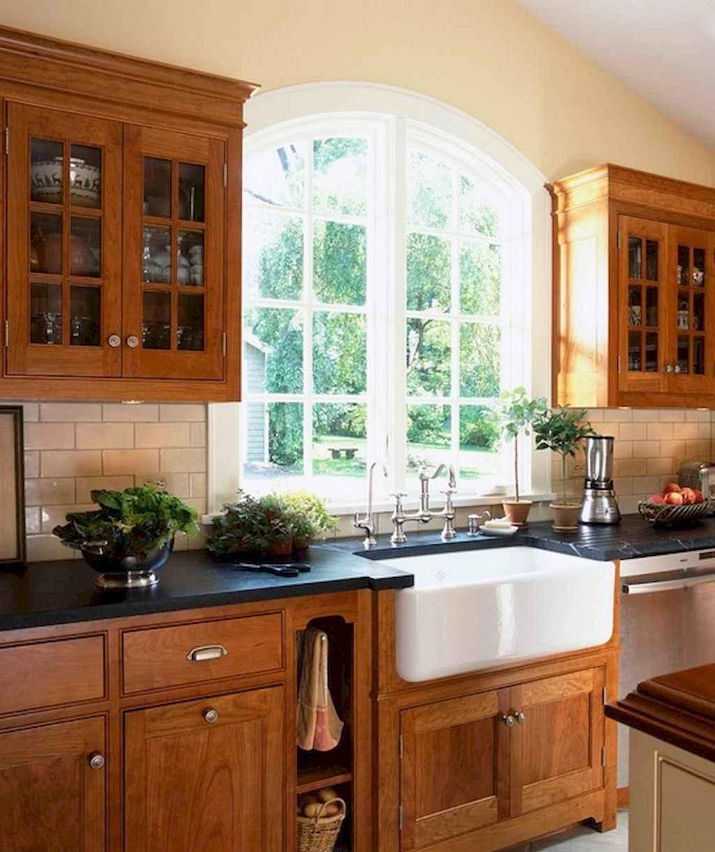 Kitchen Cabinet Ideas 2018: 100 Supreme Oak Kitchen Cabinets Ideas Decoration For