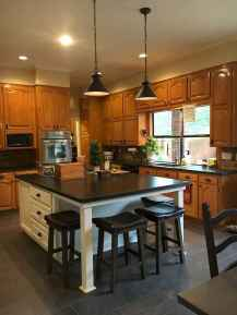 100 Supreme Oak Kitchen Cabinets Ideas Decoration For Farmhouse Style (28)