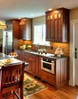100 Supreme Oak Kitchen Cabinets Ideas Decoration For Farmhouse Style (3)