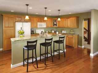 100 Supreme Oak Kitchen Cabinets Ideas Decoration For Farmhouse Style (42)