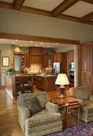 100 Supreme Oak Kitchen Cabinets Ideas Decoration For Farmhouse Style (5)