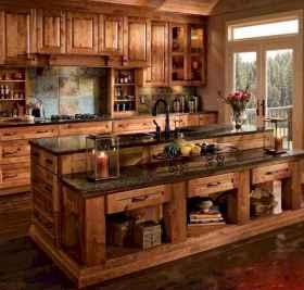 100 Supreme Oak Kitchen Cabinets Ideas Decoration For Farmhouse Style (7)