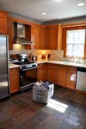100 Supreme Oak Kitchen Cabinets Ideas Decoration For Farmhouse Style (79)