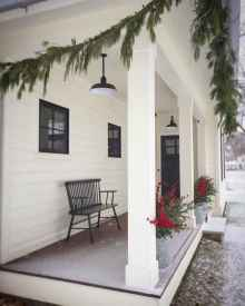 110 Beautiful Farmhouse Porch Decor Ideas (10)