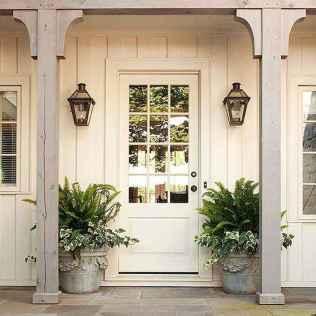 110 Beautiful Farmhouse Porch Decor Ideas (33)