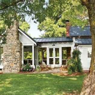 110 Beautiful Farmhouse Porch Decor Ideas (34)