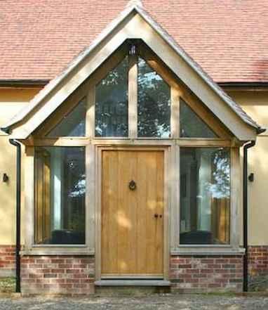 110 Beautiful Farmhouse Porch Decor Ideas (41)