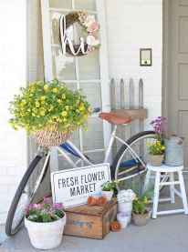110 Beautiful Farmhouse Porch Decor Ideas (50)