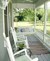 110 Beautiful Farmhouse Porch Decor Ideas (78)