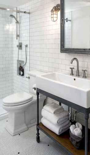 110 Fabulous Farmhouse Bathroom Decor Ideas (26)
