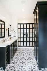 80 Cool Farmhouse Tile Shower Ideas Remodel (47)