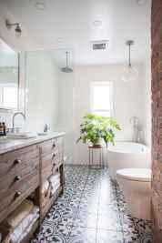 80 Cool Farmhouse Tile Shower Ideas Remodel (52)