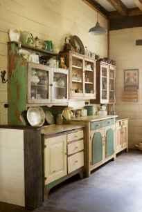 90 Best Farmhouse Kitchen Cabinet Design Ideas (91)
