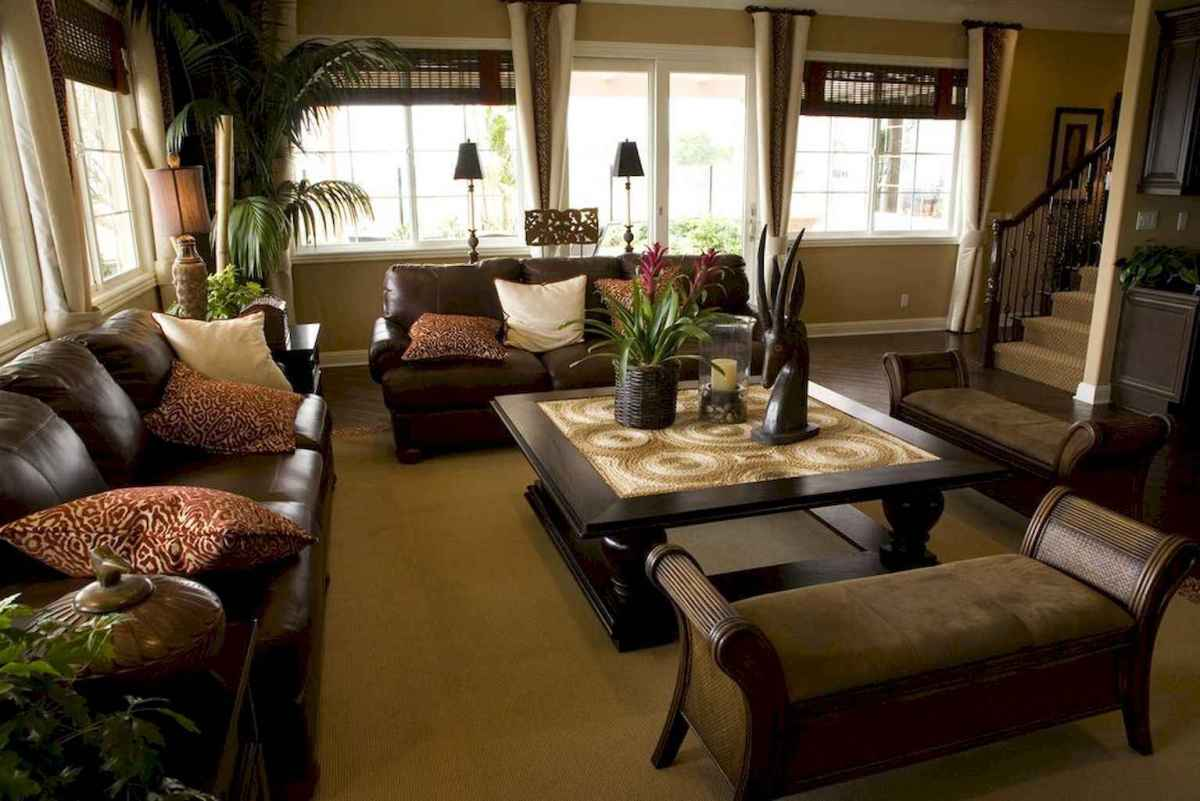 20 Traditional Living Room Decor Ideas (10)