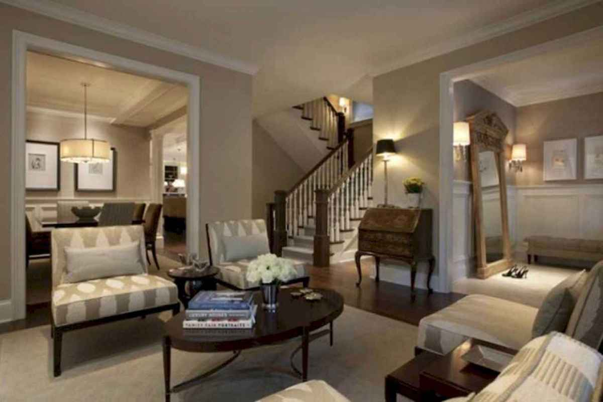 20 Traditional Living Room Decor Ideas (3)