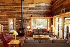 25 Cabin Living Room Ideas Decor (17)