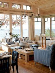 25 Cottage Living Room Decor Ideas (2)