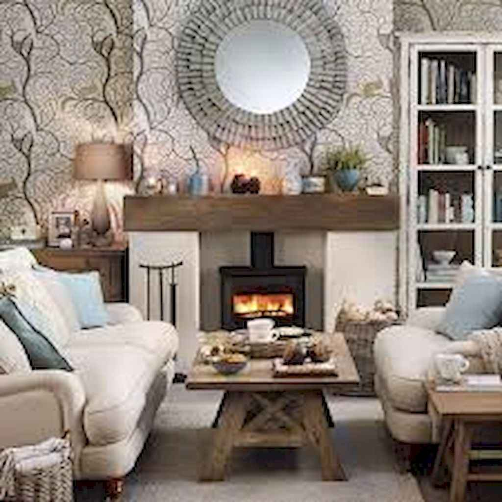 25 Country Style Living Room Ideas Decorations (11)