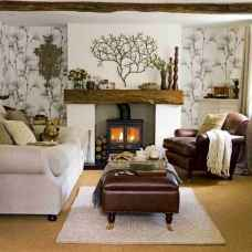 25 Country Style Living Room Ideas Decorations (21)