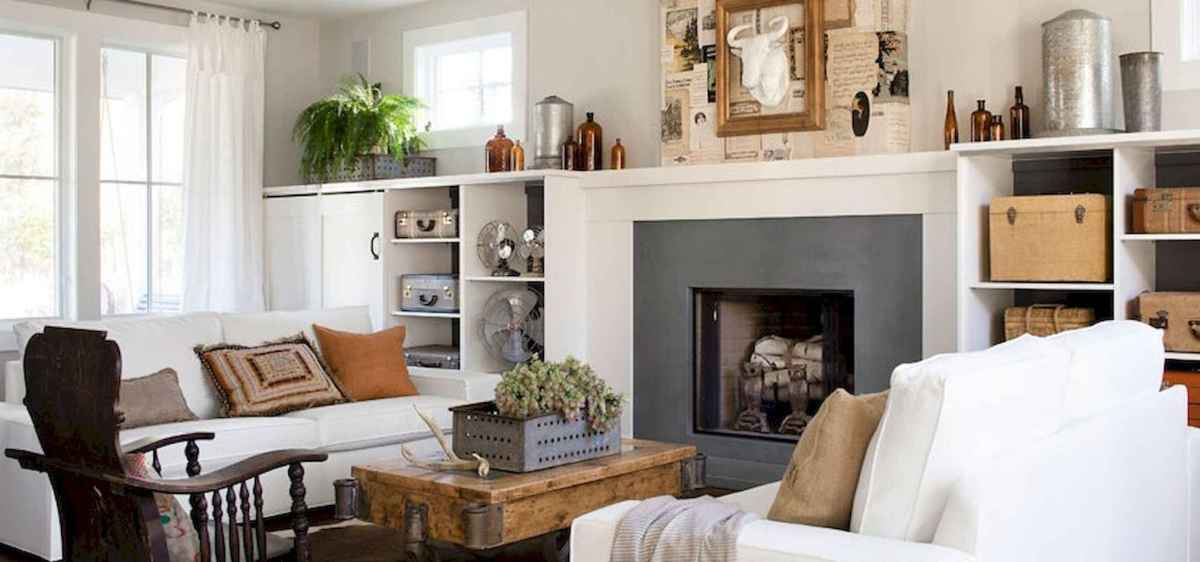 25 Country Style Living Room Ideas Decorations (25)
