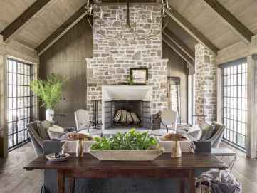 25 Country Style Living Room Ideas Decorations (9)