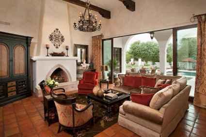 25 Mediterranean Living Room Decor Ideas (18)