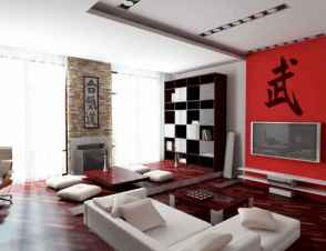 35 Asian Living Room Decor Ideas (15)