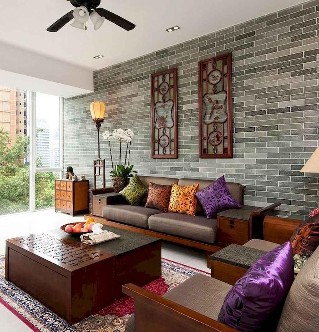 35 Asian Living Room Decor Ideas (2)