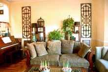 35 Asian Living Room Decor Ideas (20)