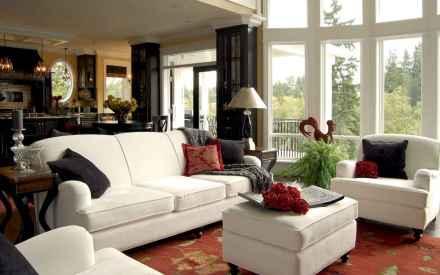35 Asian Living Room Decor Ideas (8)