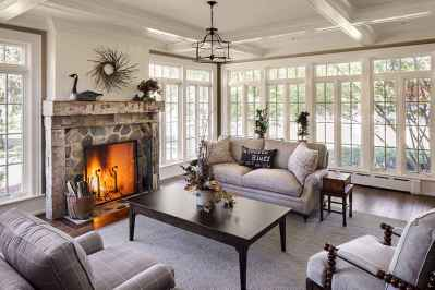 35 Best Farmhouse Sunroom Decor Ideas and Remodel (3)
